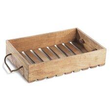 Para 30.5 cm Mango Wood Tray