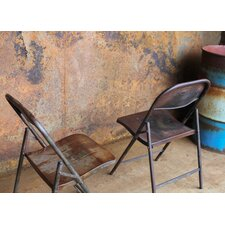 Reclaimed Folding Chair