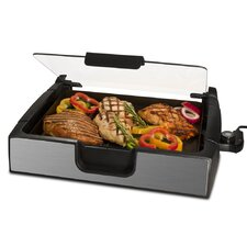 "Premium Smokeless 20"" Non Stick Griddle"