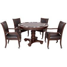 Bridgeport 2-in-1 Poker Game Table Set