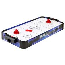 "Blue Line 32"" Portable Table Top Air Hockey"