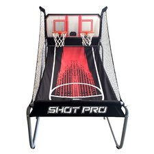 Deluxe Shot Pro Electronic Basketball Game