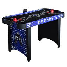 Predator 4' Air Hockey Table