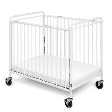 Chelsea Euro Clear Choice Mini Non-folding Convertible Crib