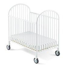 Classico Casters Convertible Crib with Mattress