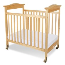 Biltmore Safereach Fixed Side Clearview Full Convertible Crib with Mattress