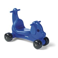Puppy Dog Push/Scoot Ride-On