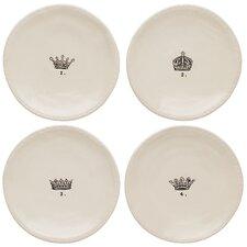 """6"""" Salad Plate 4 Piece Set"""