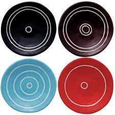 4 Piece Circle Dish Serving Dish Set