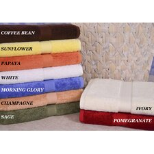 All American Cotton Line 4 Piece Towel Set