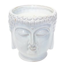 Buddha Lotus and Lily Novelty Candle