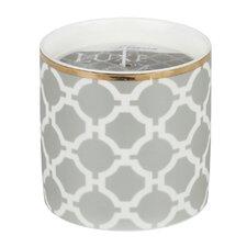 Venetian Luxe Linen Jar Candle