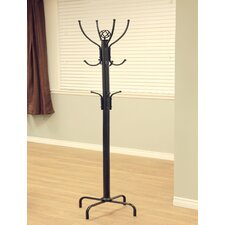 Livingstone Lister Metal Coat Rack