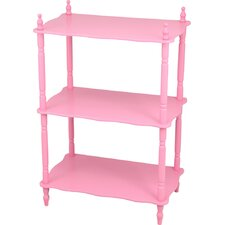 "3 Tier 27.75"" Bookcase"