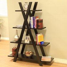 """60.5"""" Accent Shelves Bookcase"""