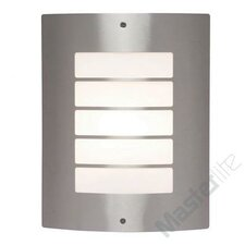 Bianco 1 Light Outdoor Flush Mount