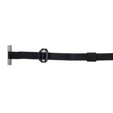 2-tlg. Verstellbares Gurtband-Set