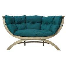 Sofa Siena Due mit Kissen