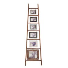 Haven Wood and MDF 6-Photo Ladder