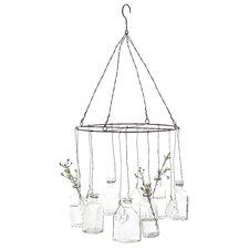 Wire Hanging Vase