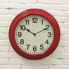 "Urban Homestead 16"" Clock"