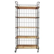"78"" Five Shelf Shelving Unit"