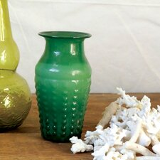 Morocco Recycled Hand Blown Glass Vase