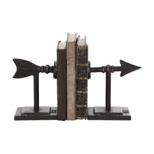 Terrain Arrow Bookend (Set of 2)
