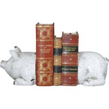 Casual Country Book Ends