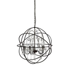 Haven Metal Chandelier