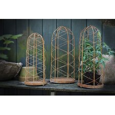 Secret Garden 3 Piece Cloche Set