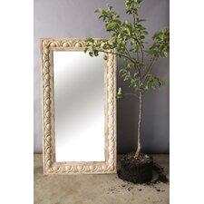 Chateau Tin Framed Mirror