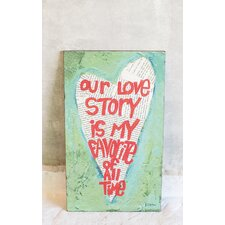 Gallery Our Love Story…Wall Décor
