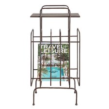 Terrain Metal Table with Magazine Holder