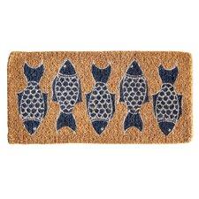 Waterside Fish Doormat