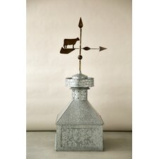 Casual Country Metal Weathervane