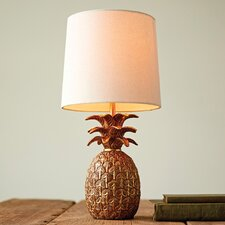 """Palm and Fauna 18"""" Table Lamp"""