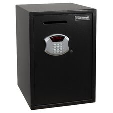 Dial Lock Security Safe with Depository Slot 2.85 CuFt
