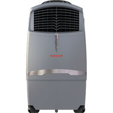 Indoor/Outdoor Portable Evaporative Air Cooler with Remote