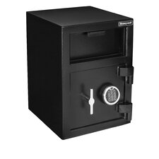 Electronic Lock Depository Safe 1.06 CuFt
