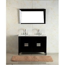 "48"" Double Sink Vanity Set"