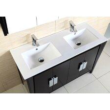 """48"""" Double Sink Vanity"""