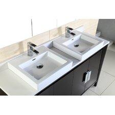 """60"""" Double Sink Vanity"""