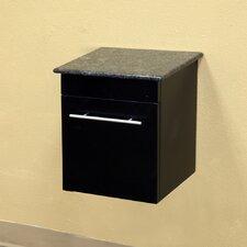 """Ramsey 15"""" Wall-Mounted Bathroom Vanity Base"""