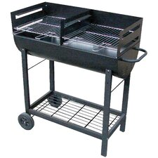 82 cm Charcoal Barbecue with Windshield