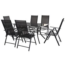 Cayman 8 Piece Recliner Set
