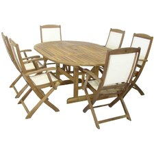 Turnbury Henley 6 Seater Dining Set