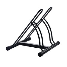 2 Bike Rack Floor Stand