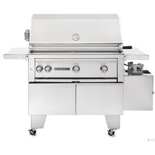 "36"" Sedona Gas Grill with Rotisserie"
