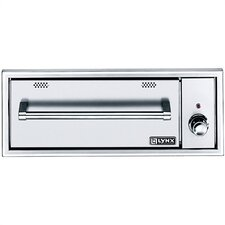 "30"" Warming Drawer in Stainless Steel"